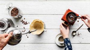 Фильтрованная вода для кофе